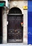 Vieille trappe espagnole Image libre de droits
