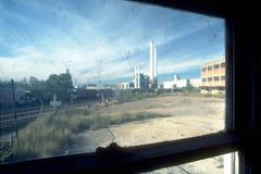 Vieille usine Photo libre de droits