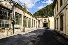 Vieille usine Photo stock