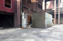 Vieille usine Photos stock