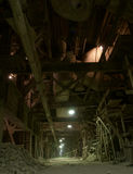 Vieille usine abandonnée Photo stock