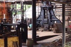 Vieille usine B image libre de droits