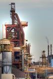 Vieille usine HDR de fer Photographie stock libre de droits