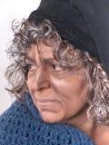 Vieille vieille femme Photographie stock