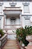 Vieille villa à Tazacorte Photos stock