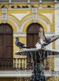 Vieille ville à Lima, Pérou photos stock