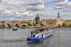 Vieille ville à Prague, République Tchèque Photographie stock libre de droits