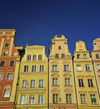 Vieille ville à Wroclaw, Pologne, l'Europe Photo stock