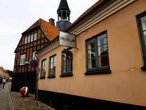 Vieille ville Photographie stock libre de droits