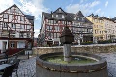 Vieille ville Allemagne wetzlar image libre de droits