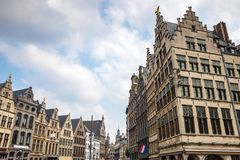 Vieille ville Anvers Belgique photo libre de droits