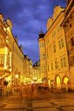 vieille ville carrée de Prague photos libres de droits
