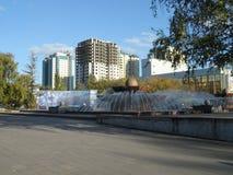 Vieille ville - constructions images stock