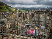 vieille ville d'Edimbourg Images stock