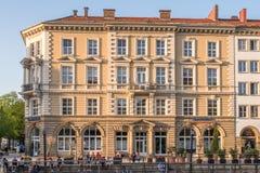 Vieille ville de Bayreuth Image stock
