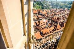 Vieille ville de Berne en Suisse Photographie stock