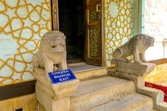 Vieille ville 85 de Boukhara image stock