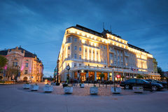 Vieille ville de Bratislava Photographie stock