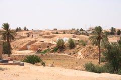 Vieille ville de désert photos libres de droits
