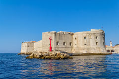 Vieille ville de Dubrovnik Photo stock