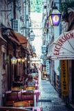 Vieille ville de Dubrovnik Photos stock