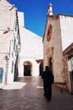 Vieille ville de Dubrovnik, DUBROVNIK, CROATIE image libre de droits
