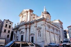Vieille ville de Dubrovnik, DUBROVNIK, CROATIE images stock