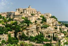 Vieille ville de Gordes, Provence, France Photos libres de droits