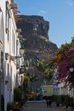 Vieille ville de Gran Canaria Photographie stock libre de droits