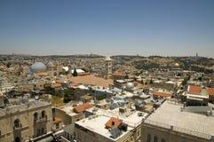 Vieille ville de Jérusalem Photographie stock libre de droits