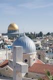 Vieille ville de Jérusalem Image libre de droits