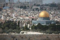 Vieille ville de Jérusalem images stock