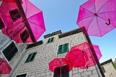 Vieille ville de Kotor Photo libre de droits