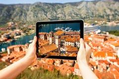 Vieille ville de Kotor Photographie stock libre de droits