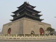 Vieille ville de la Chine Image libre de droits