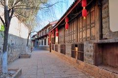 Vieille ville de Lijiang Photo stock