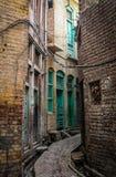Vieille ville de Multan Image libre de droits