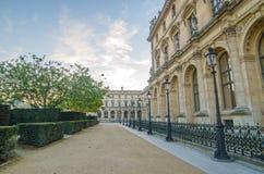 Vieille ville de Paris (Frances) Image libre de droits