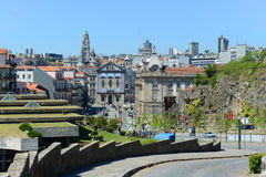 Vieille ville de Porto, Portugal Photographie stock