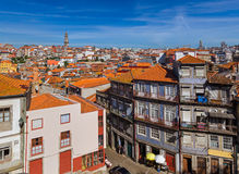 Vieille ville de Porto - Portugal Photographie stock libre de droits