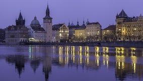 Vieille ville de Prague photo stock