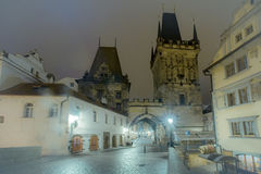 Vieille ville de Prague Photos stock
