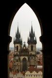 Vieille ville de Prague Images libres de droits