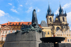 Vieille ville de Prague Images stock