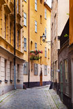 Vieille ville de Stockholm, Suède image stock