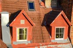 Vieille ville de Tallinn Images libres de droits