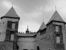 Vieille ville de Tallinn, Estonie Images stock