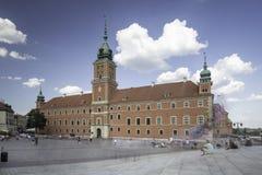 Vieille ville de Varsovie Photographie stock