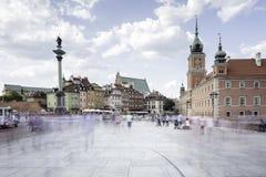 Vieille ville de Varsovie Photographie stock libre de droits