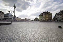 Vieille ville de Varsovie Photos stock